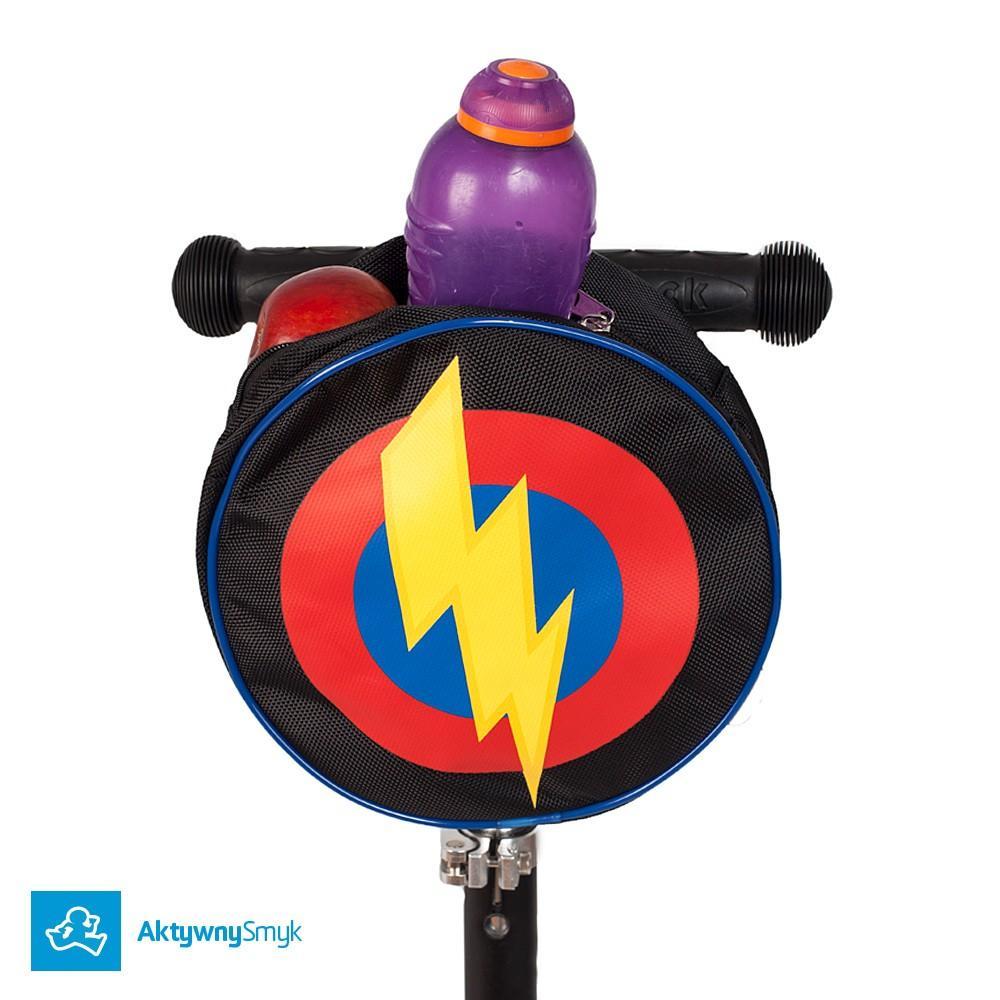 Plecak Super Hero Bagz do hulajnogi lub rowerka biegowego