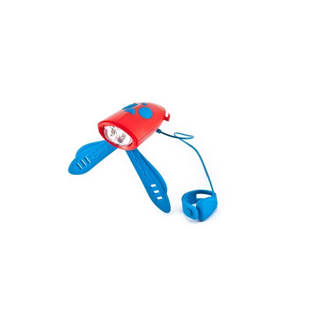 Czerwony klakson Mini Hornit