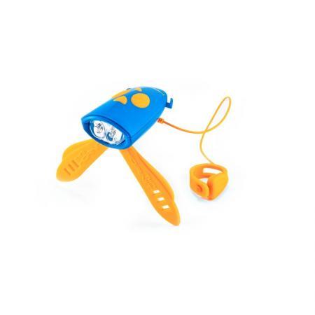 Niebieski klakson Mini Hornit