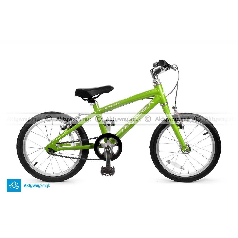 Zielony rower Ridgeback Dimension 16