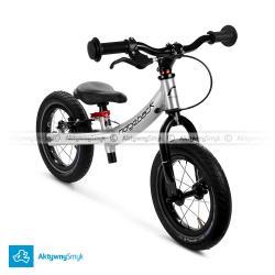 Średni rowerek biegowy Ridgeback Dimension Runner dla wzrostu ponad 90 cm, wiek ponad 2 lata