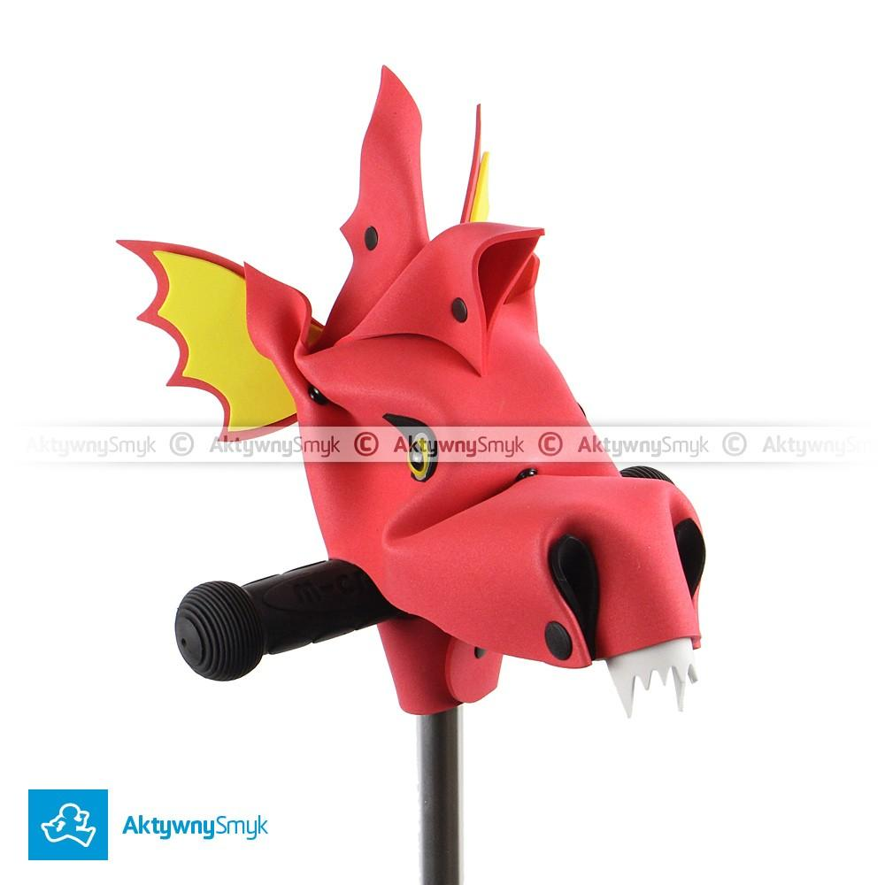 Infernious Handlebar Heroes Red Dragonasaur