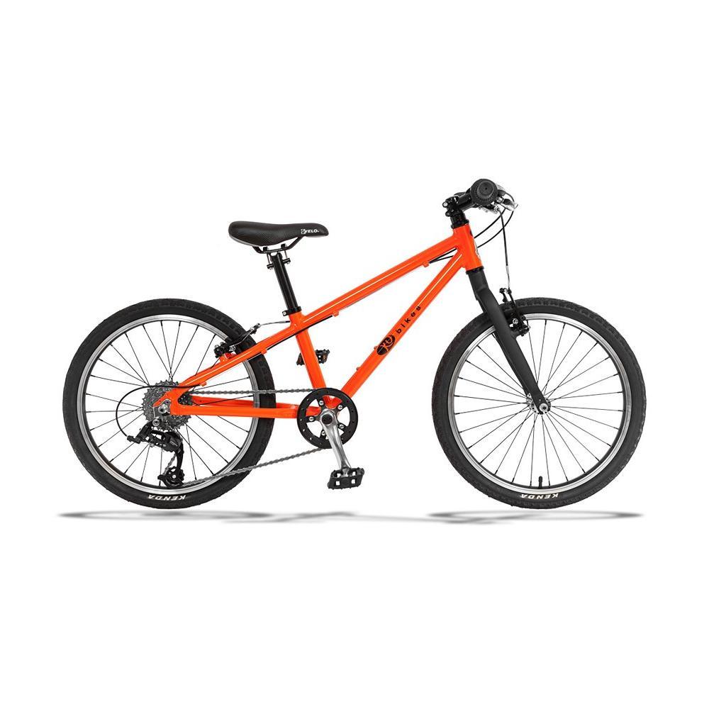 Lekki rower KUbikes 20 Basic-8 na kołach 20 cali, napęd 1x8, hamulce v-brake