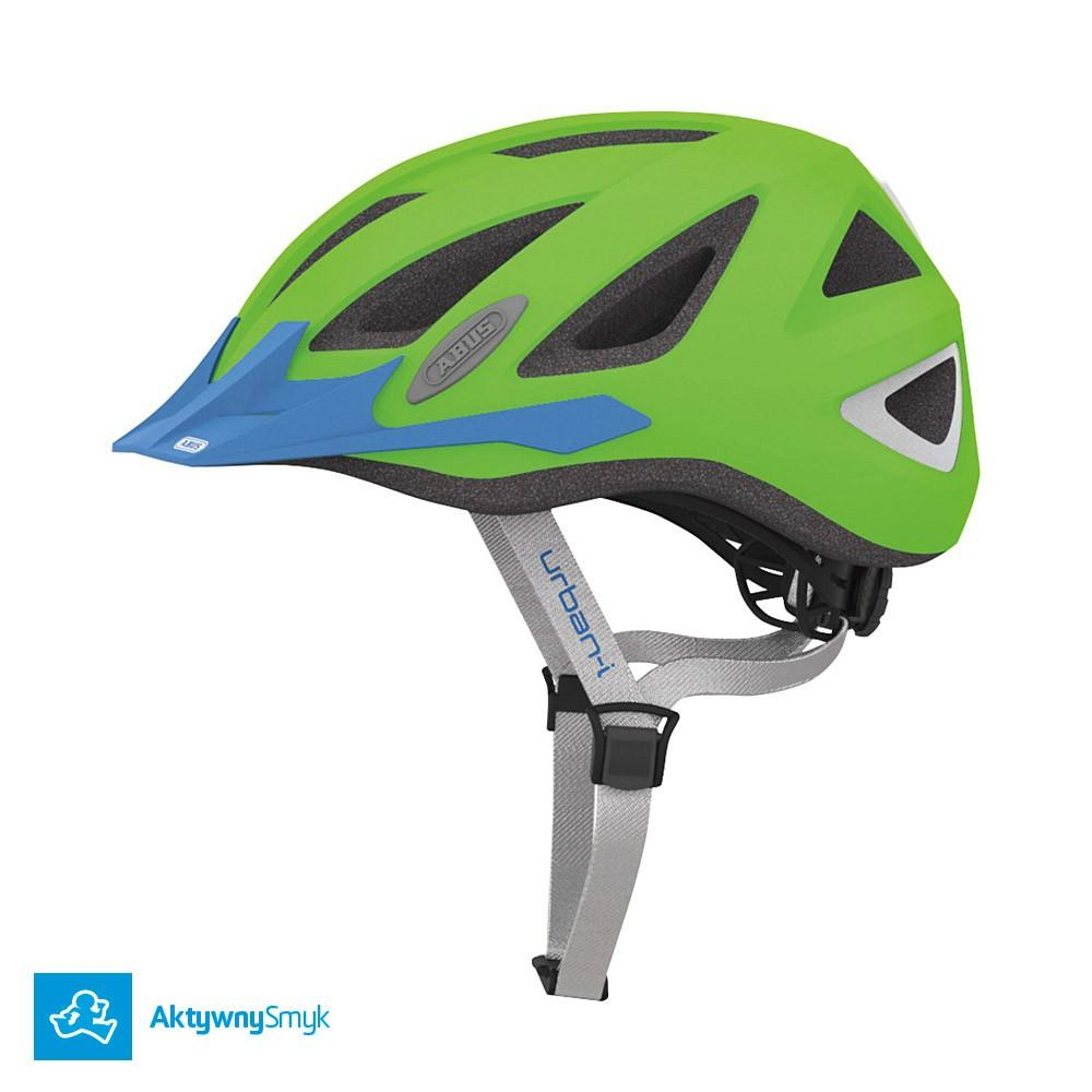Kask Abus Urban-I v.2 Neon Green