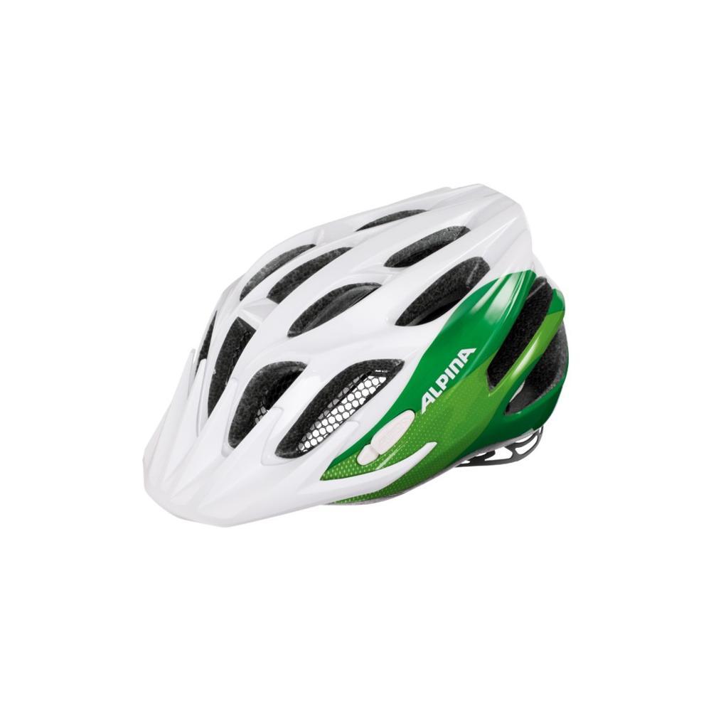 Kask dla dziecka Alpina FB Junior 2.0white-green