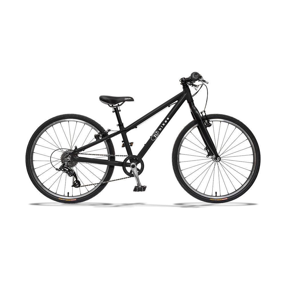 Lekki rower KUbikes 24S Basic-8 na kołach 24, waga poniżej 9 kg