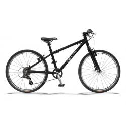 Rower KUbikes 24L Basic-8 lekki rower na kołach 24 ponad 7 latka