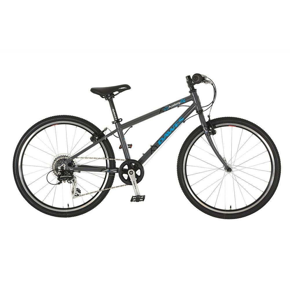 Rower Dawes Academy 24 Grey/Blue lekki rower na kołach 24