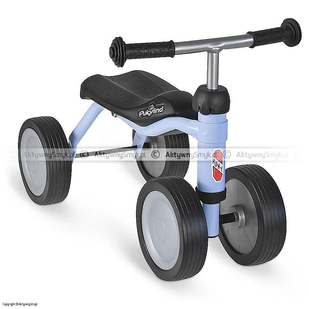 Jeździk PUKYlino - błękitny
