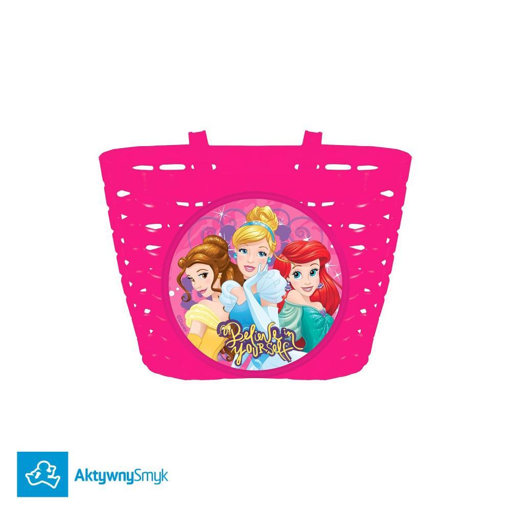 Różowy koszyczek Disney Princess