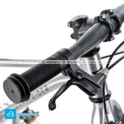 Uchwyty z logo producenta i klamka hamulca v-brake | Early Rider Belter 16 Trail
