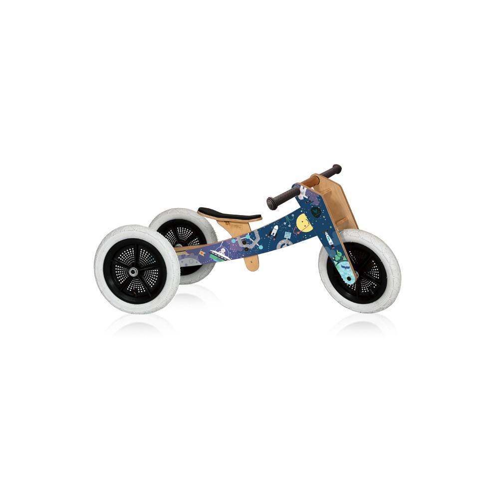 Rowerek biegowy/trójkołowy Wishbone Bike SPACE Limited Edition