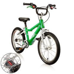 Rower WOOM 3 Automatix zielony