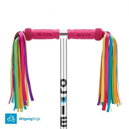 Kolorowe wstążki na kierownicę Micro Ribbons Neon