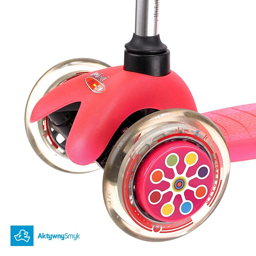Dekielki Micro Wheel Whizzer Neon Dot