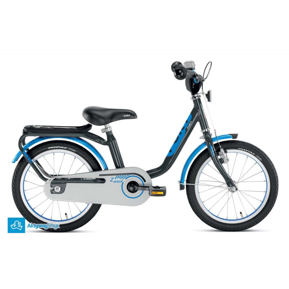 Rower Puky Z6 Anthrazit Blue