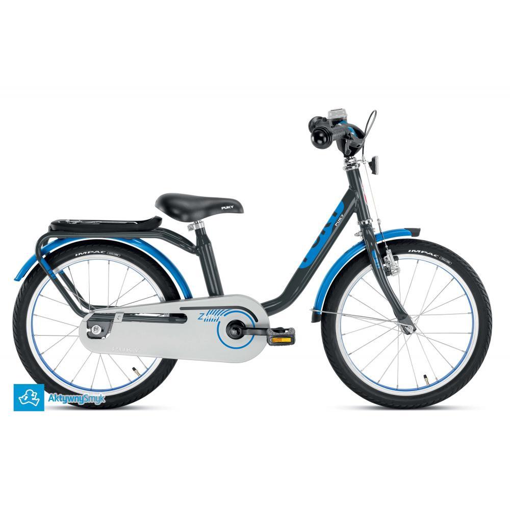 Rower Puky Z8 Anthrazit Blue na dzicka od 108-110 cm (wysoki 4 latek)