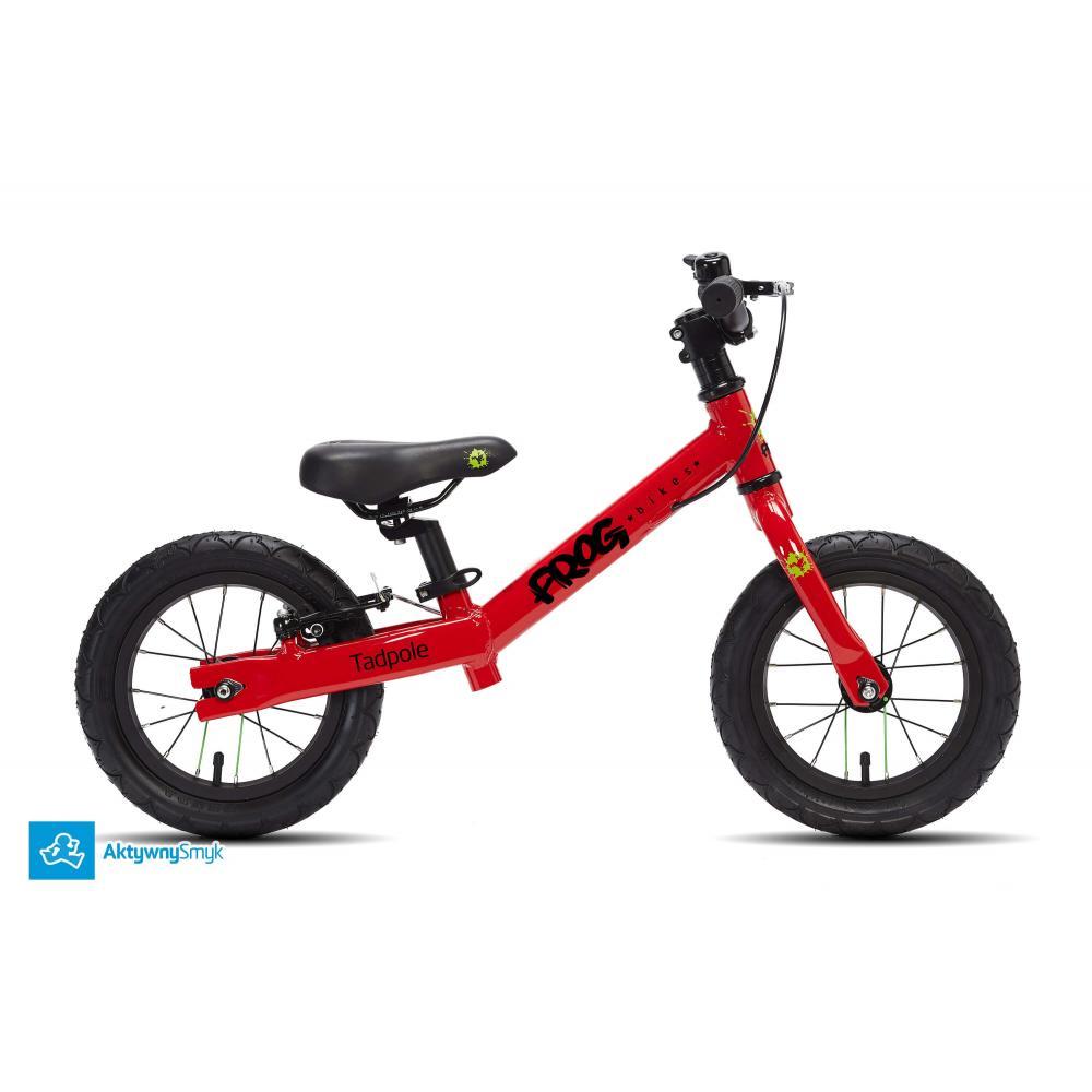 Rowerek biegowy Frog Tadpole czerwony