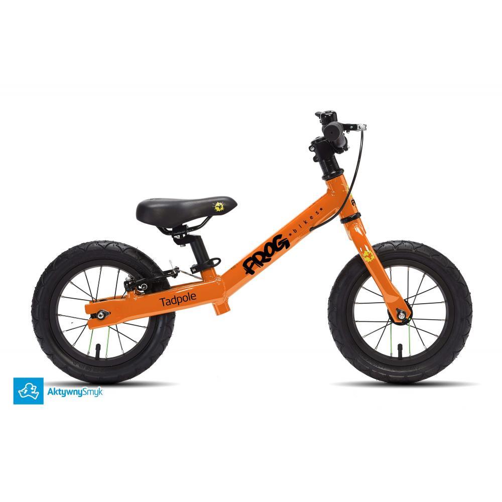 Rowerek biegowy Frog Tadpole pomarańczowy