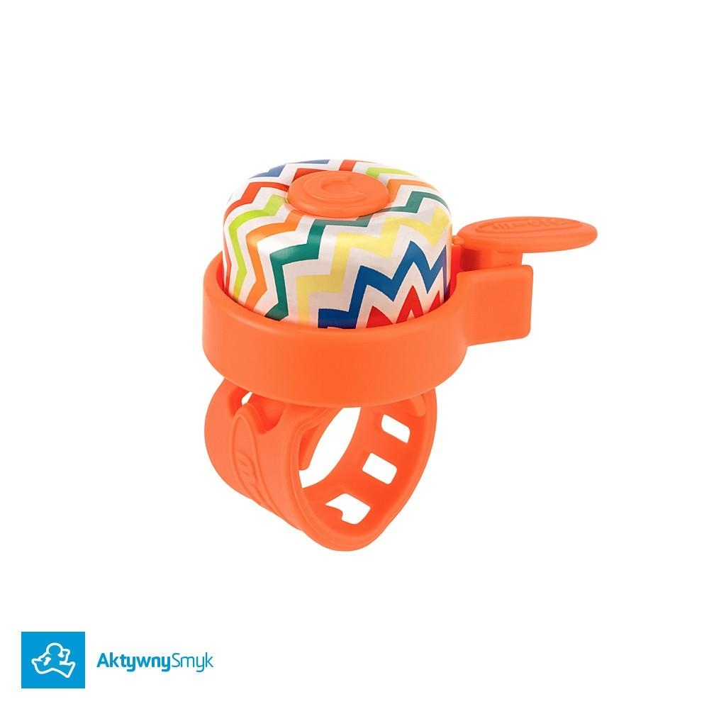Dzwonek Micro Zig-Zag do hulajnogi Mini Micro