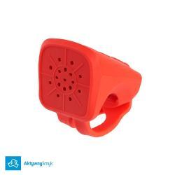 Klakson Micro Noise Maker czerwony idealny do hulajnogi Mini Micro, Maxi Micro - AktywnySmyk Warszawa