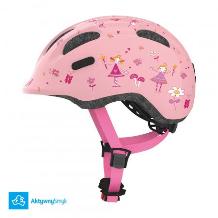 Kask Abus Smiley 2.0 Rose Princess