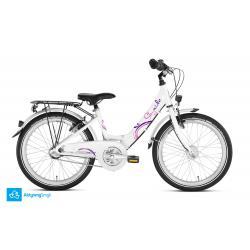 Rower Puky Skyride 20-3 Alu biały