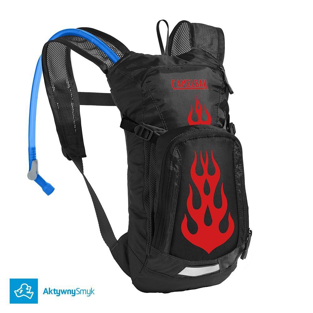 Plecak Camelbak Mini M.U.L.E. Black/Flames