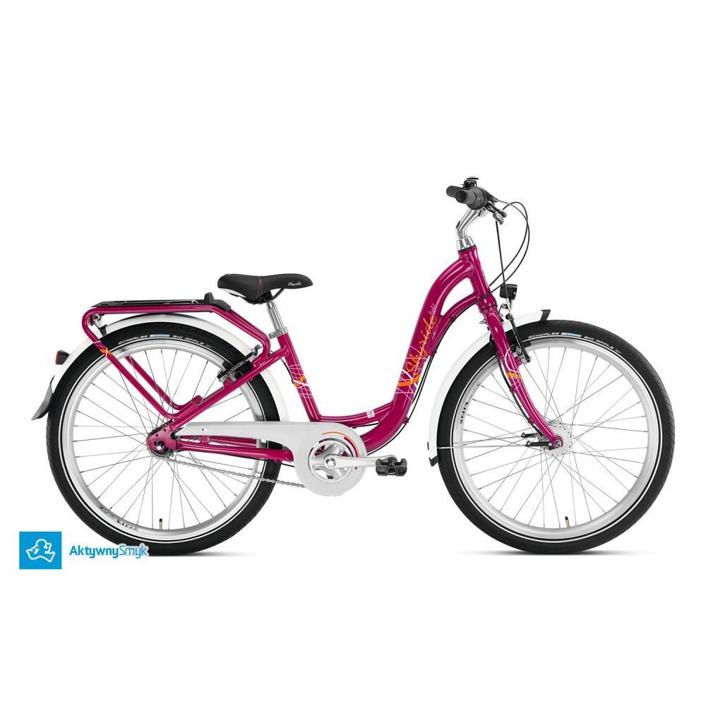 Rower Puky Skyride 24-3 Alu Light City berry