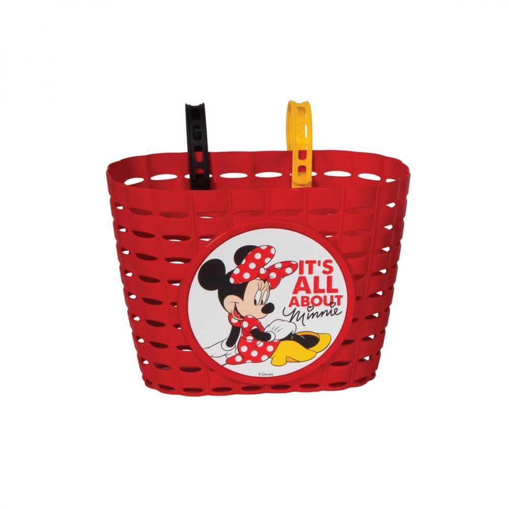 Koszyczek Disney Minnie czerwony
