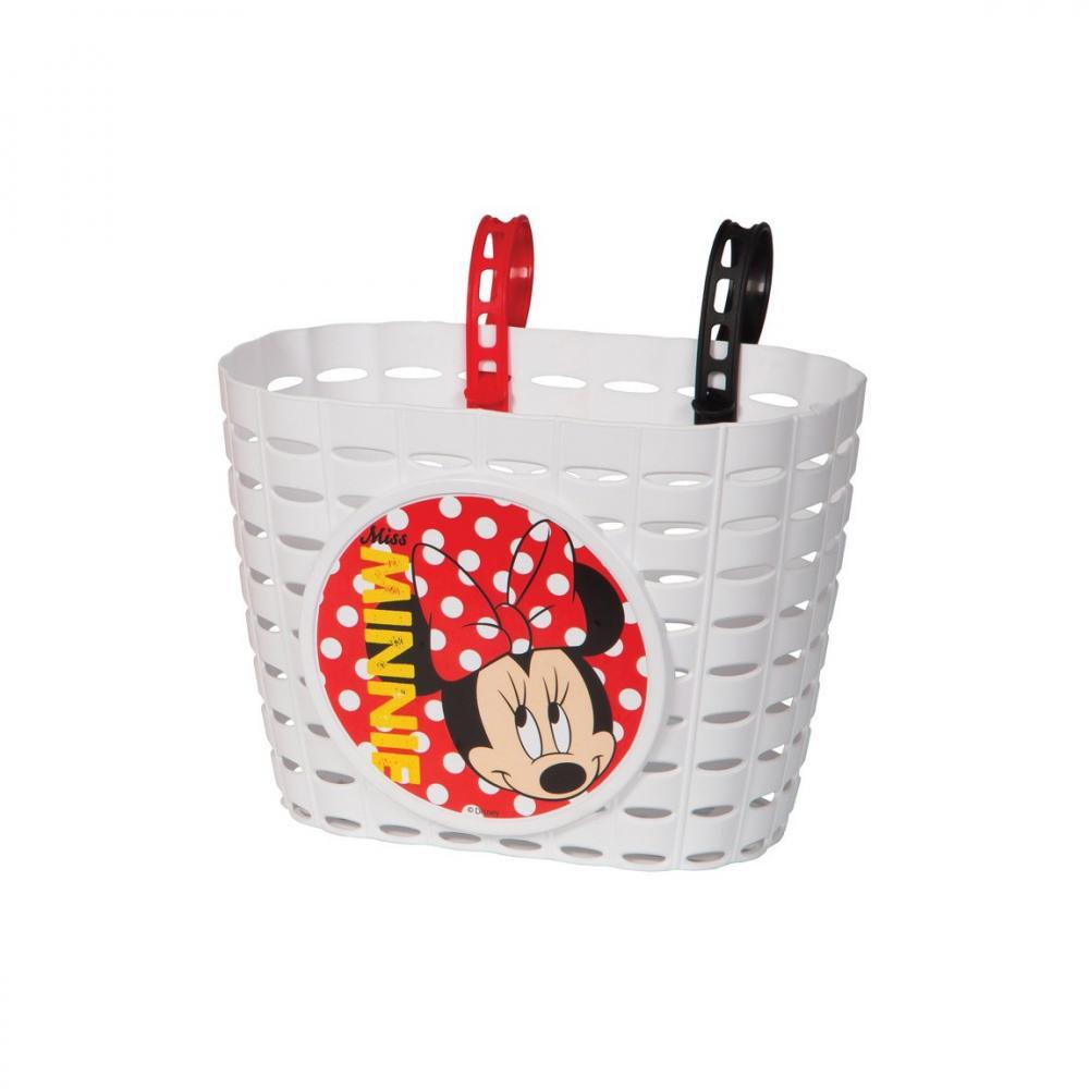 Koszyczek Disney Minnie Biały