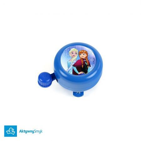 Dzwonek Widek Frozen niebieski