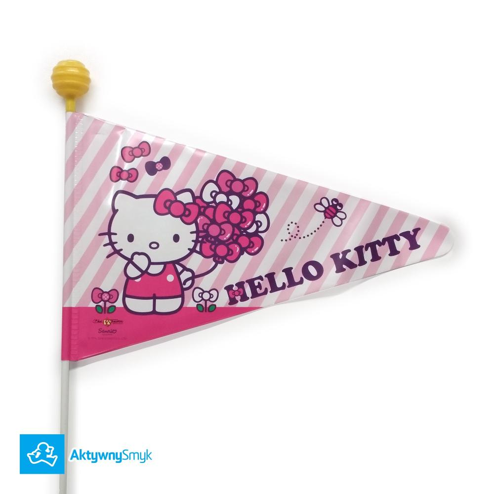 Chorągiewka Hello Kitty
