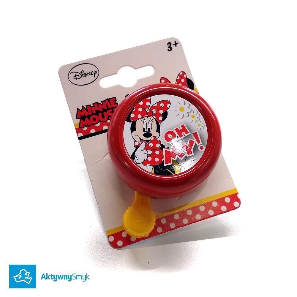 Dzwonek Widek Minnie Mouse Czerwony