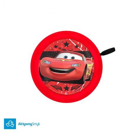 Dzwonek Disney Cars czerwony