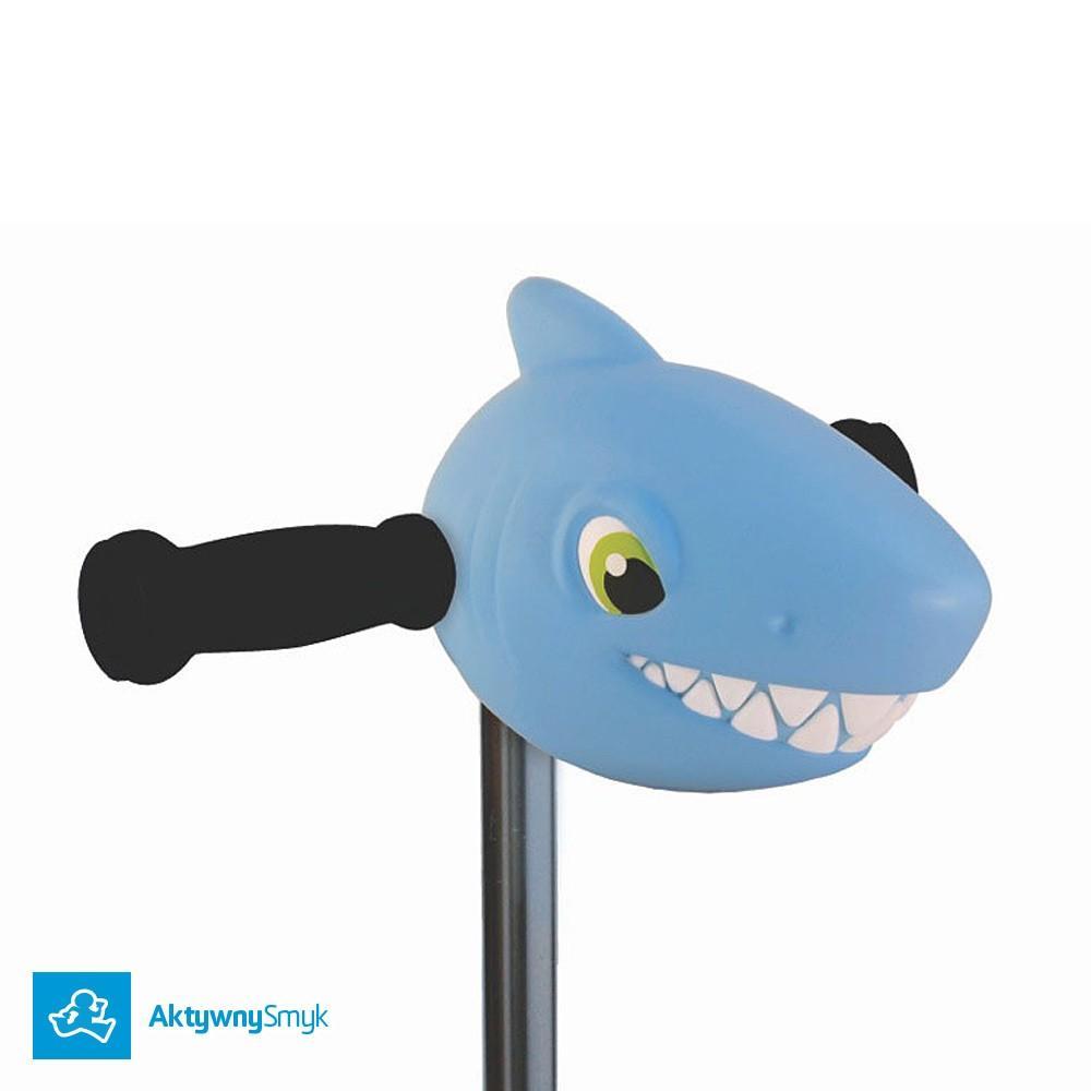 Scootaheadz Blue Shark