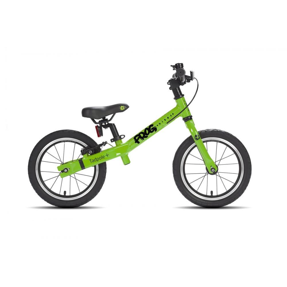 Rowerek biegowy Frog Tadpole Plus zielony