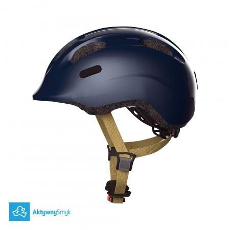 Ciemnoniebieski Kask Abus Smiley 2 Royal
