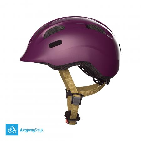 Kask Abus Smiley 2 Royal Purple