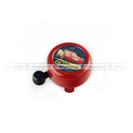 Dzwonek Widek Cars 3 czerwony