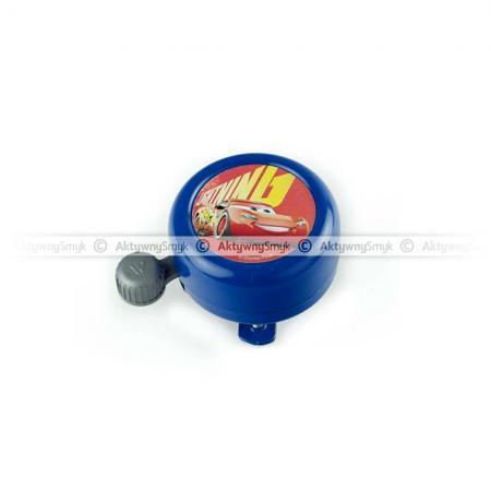 Dzwonek Widek Cars 3 niebieski
