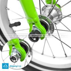 Zabezpieczenia nakrętek osi kół | Rowerek biegowy KOKUA LIKAaBIKE Jumper | Sklep AktywnySmyk Warszawa