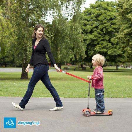 Pasek Micro Scoot 'n Pull do ciągnięcia i noszenia hulajnogi Mini Micro | Sklep AktywnySmyk Warszawa