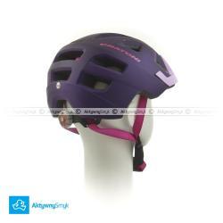 Kask Cratoni Maxster Pro purple-pink matt