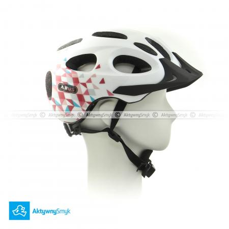 Kask Abus Youn-I Ace White Prism