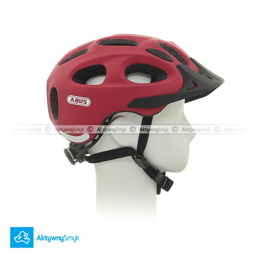Kask Abus Youn-I Ace Cherry Red