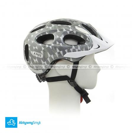 Kask Abus Youn-I Ace Grey Leave