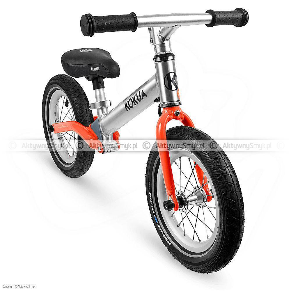 Rowerek biegowy LIKEaBIKE Jumper pomarańczowy