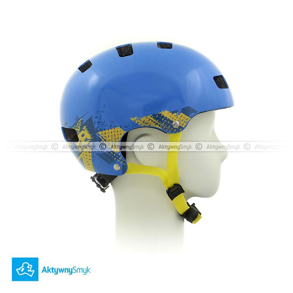 Kask Uvex Kid 3 blue
