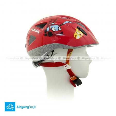 Kask Alpina Ximo firefighter